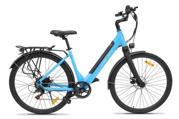 Freedom 400 Hybrid eBike (Baby Blue)