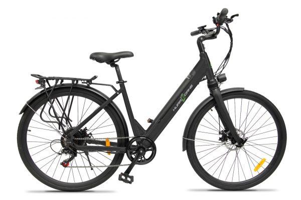 Freedom 400 Hybrid eBike (Black)