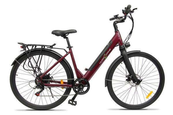 Freedom 400 Hybrid eBike (Cherry Red)