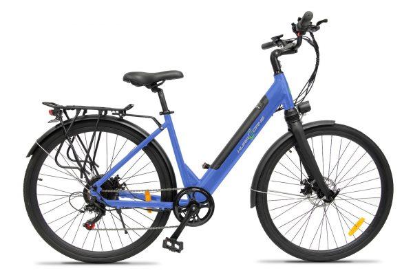 Freedom 400 Hybrid eBike (Matt Blue)