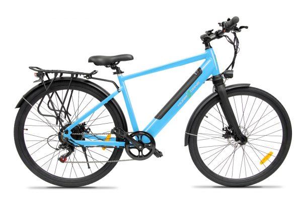 Freedom 410 Hybrid eBike (Baby Blue)