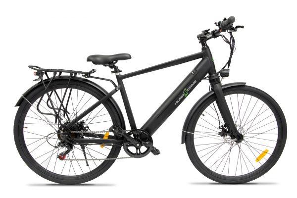Freedom 410 Hybrid eBike (Black)