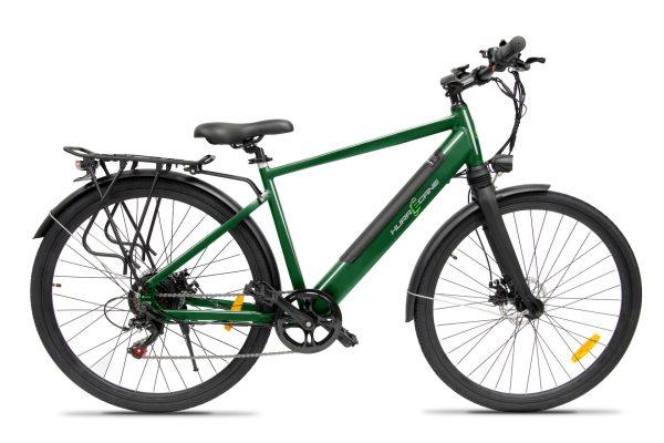 Freedom 410 Hybrid eBike (British Racing Green)