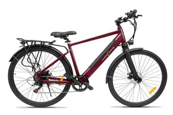 Freedom 410 Hybrid eBike (Cherry Red)