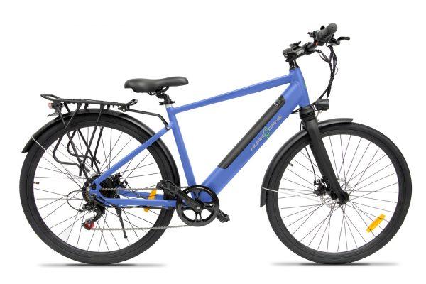 Freedom 410 Hybrid eBike (Matt Blue)